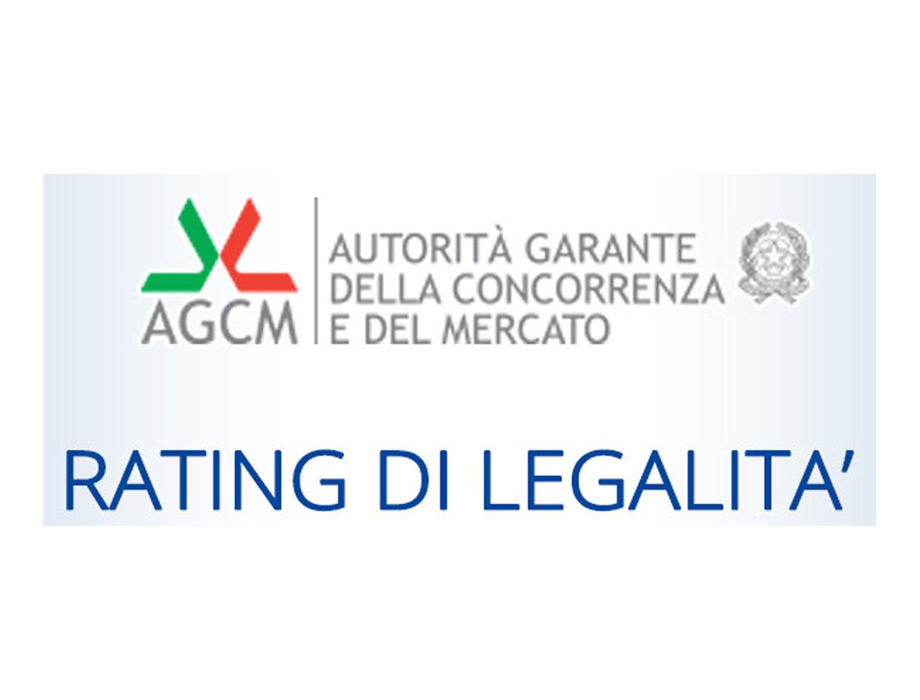 Rating di Legalità Orto Bellina srl